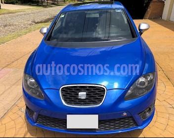 SEAT Leon FR 1.8T  180 HP Pint. Cust usado (2013) color Azul Apolo precio $175,000