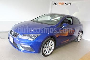 Foto SEAT Leon FR 1.8T  usado (2018) color Azul precio $360,000