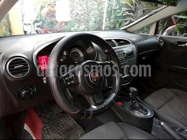 Foto venta Auto usado SEAT Leon FR 2.0T DSG (2008) color Rojo precio $125,000