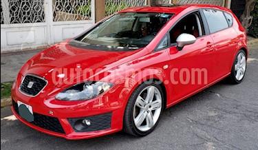 Foto SEAT Leon FR 2.0T usado (2011) color Rojo Emocion precio $160,000