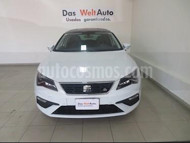 Foto venta Auto usado SEAT Leon FR (2018) color Blanco Candy precio $354,995