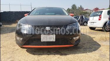 Foto venta Auto usado SEAT Leon FR (2016) color Negro Magico precio $275,000