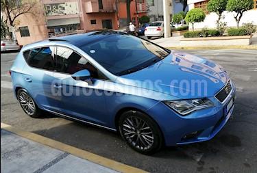 Foto venta Auto usado SEAT Leon I- Tech DSG (2015) color Azul precio $189,999
