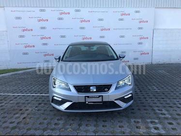 SEAT Leon FR 1.4T usado (2018) color Plata precio $349,010