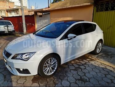 SEAT Leon Style 1.4T 150HP DSG usado (2019) color Blanco Nieve precio $270,000