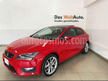 SEAT Leon FR 1.8T DSG usado (2015) color Rojo precio $229,995