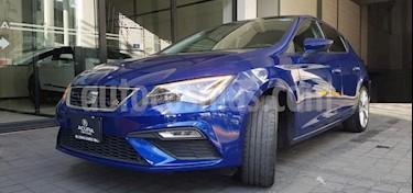 SEAT Leon FR 1.4T 150 HP usado (2018) color Azul precio $309,000