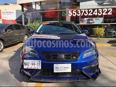 SEAT Leon FR usado (2019) color Azul precio $350,000