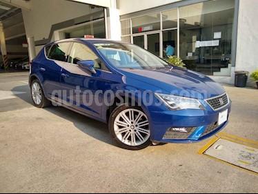 SEAT Leon Xcellence 1.4T 150HP DSG usado (2017) color Azul precio $259,000