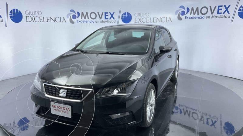 Foto SEAT Leon Style 1.4T 150HP DSG usado (2019) color Negro precio $315,000