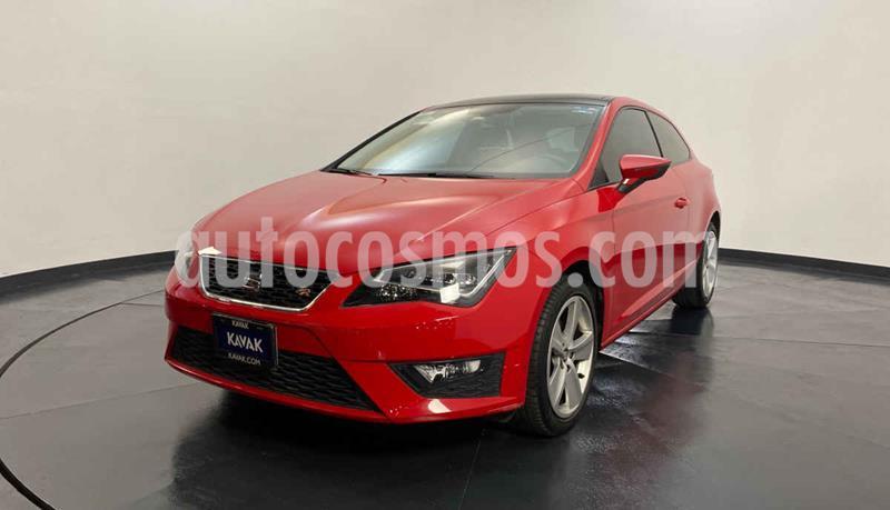 SEAT Leon Version usado (2015) color Rojo precio $247,999