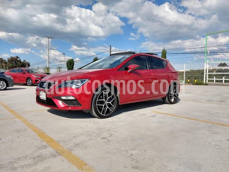SEAT Leon 1.8T Style DSG usado (2019) color Rojo precio $329,000