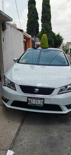 foto SEAT León Style 1.4T 125 HP usado (2016) color Blanco precio $215,000