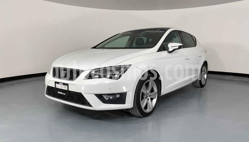SEAT Leon Version usado (2016) color Blanco precio $257,999