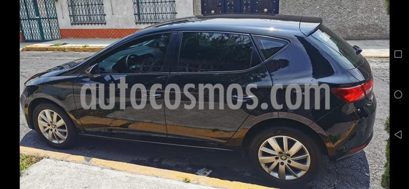 SEAT Leon Reference 1.4T usado (2014) color Negro Universal precio $179,000