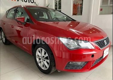 SEAT Leon 1.4T Style  usado (2018) color Rojo precio $269,000