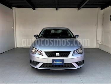 SEAT Leon 1.4T Style  usado (2018) color Plata precio $267,800