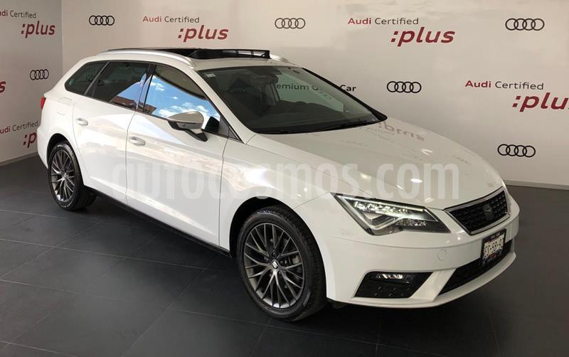 SEAT Leon 1.4T Style  usado (2018) color Blanco precio $260,000