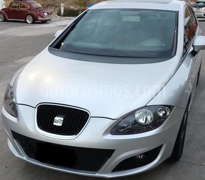 SEAT Leon Style 1.4T 10 anos usado (2013) color Plata precio $148,000