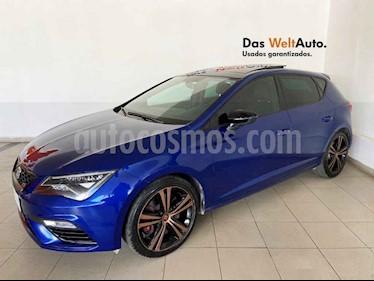 SEAT Leon 5p Cupra L4/2.0/T Aut usado (2019) color Azul precio $459,995
