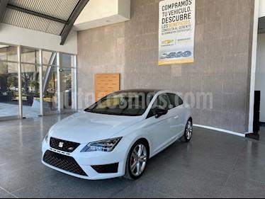 SEAT Leon Cupra usado (2016) color Blanco precio $310,000