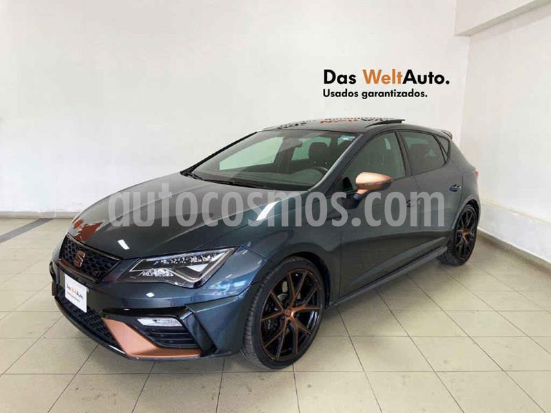 SEAT Leon Cupra usado (2020) color Gris precio $569,650
