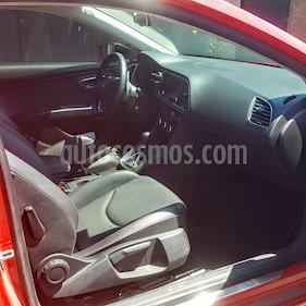 SEAT Leon FR 1.4T usado (2015) color Rojo precio $220,000