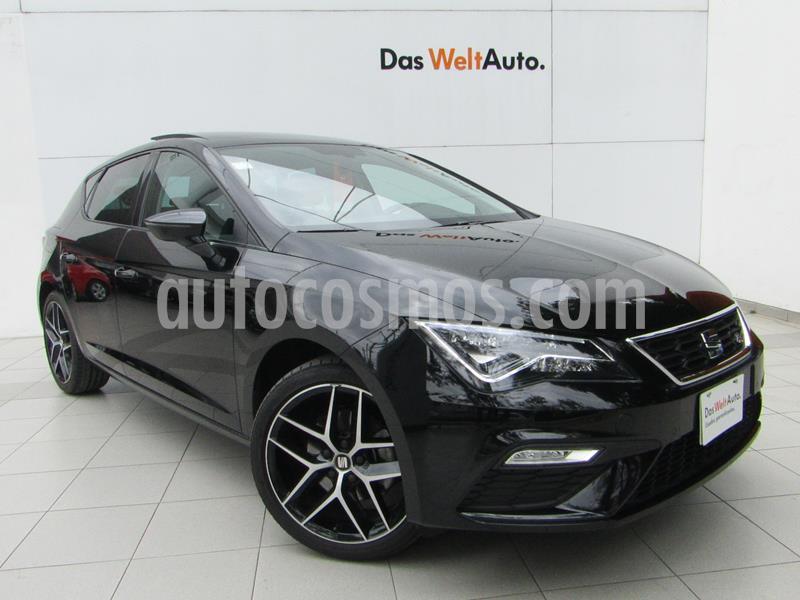 SEAT Leon FR 1.4T 150 HP DSG usado (2019) color Negro Medianoche precio $379,000