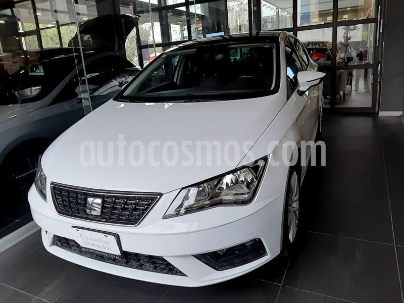 SEAT Leon 1.4T Style  usado (2018) color Blanco precio $243,000