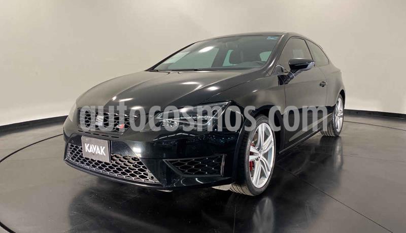 SEAT Leon Cupra usado (2016) color Negro precio $349,999