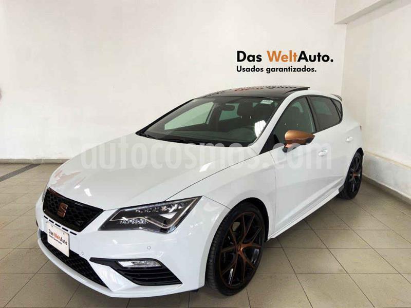 SEAT Leon Cupra usado (2020) color Blanco precio $559,650