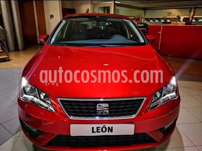 OfertaSEAT Leon Style 1.4T 150HP nuevo color Rojo precio $348,300