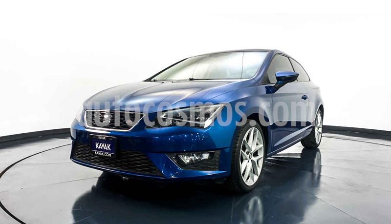SEAT Leon Version usado (2016) color Azul precio $282,999