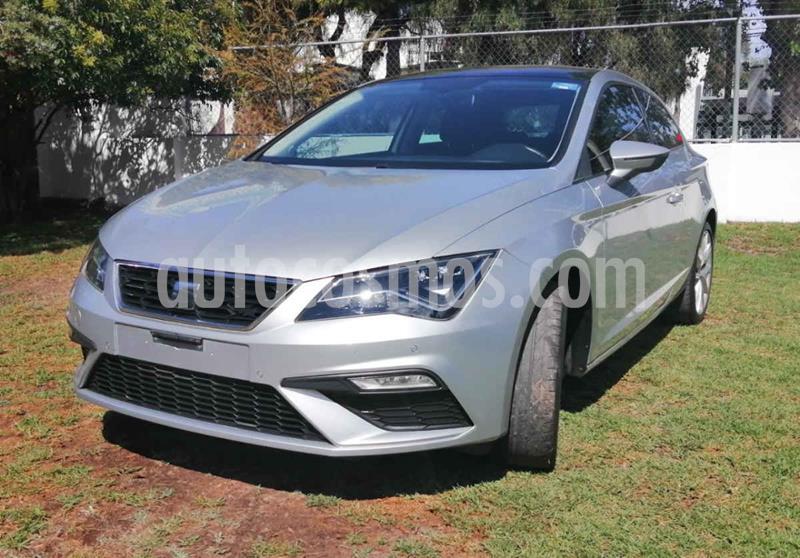SEAT Leon FR 1.4T usado (2018) color Plata precio $319,000