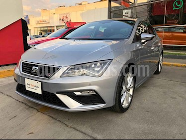 foto SEAT Leon FR 1.4T usado (2019) color Plata precio $370,000