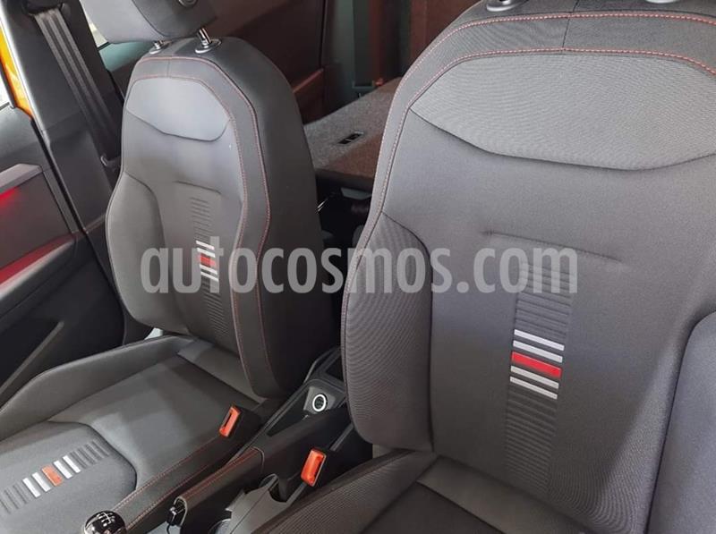 SEAT Leon FR 1.4T 150 HP DSG nuevo color Blanco precio $427,300
