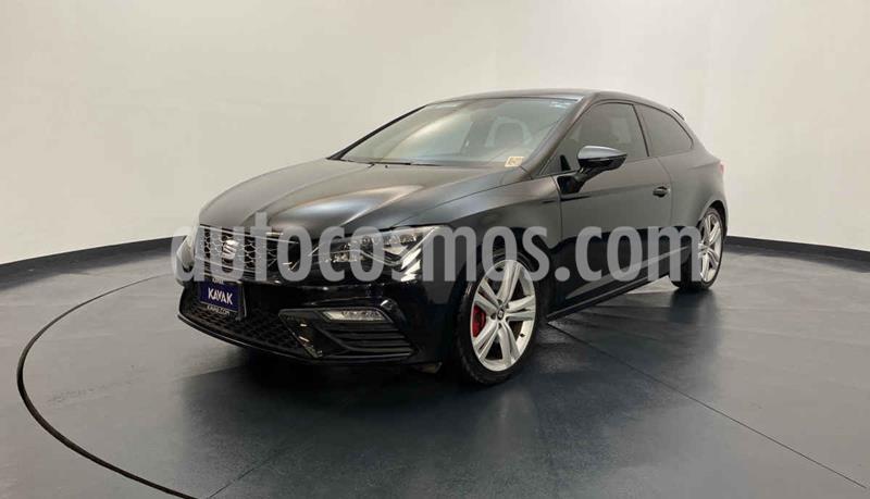 SEAT Leon Cupra usado (2018) color Negro precio $432,999