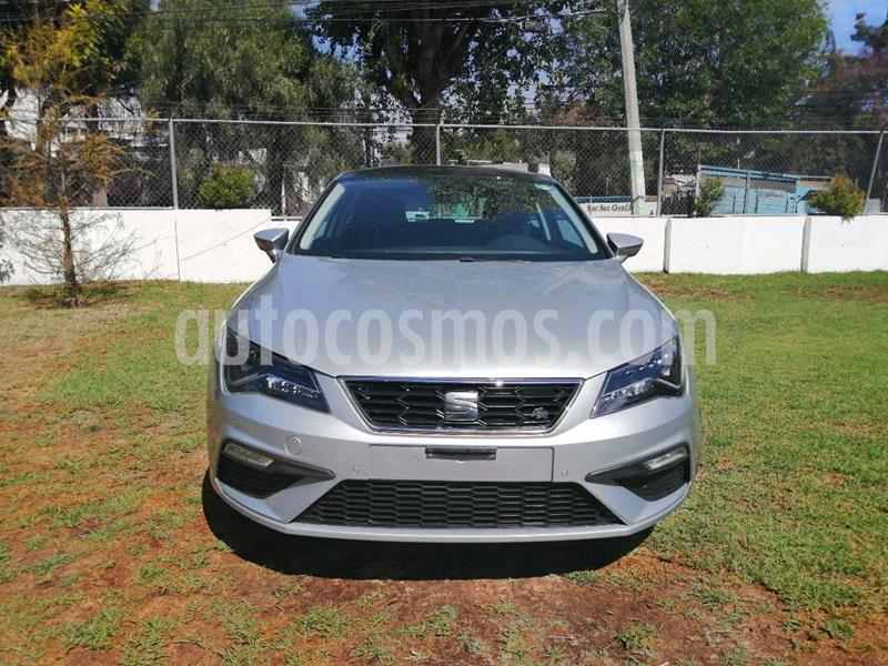 SEAT Leon FR 1.4T usado (2018) color Plata precio $319,010