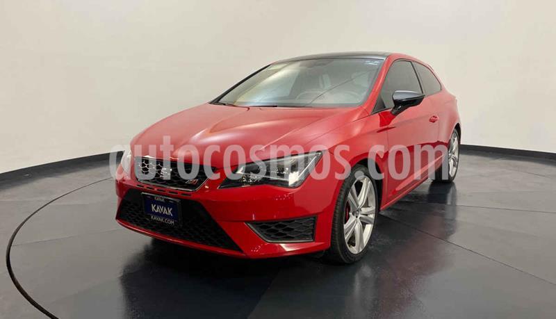 SEAT Leon Cupra usado (2016) color Rojo precio $357,999