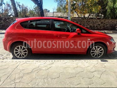 SEAT Leon Style 1.4T 125 HP usado (2011) color Rojo precio $99,500