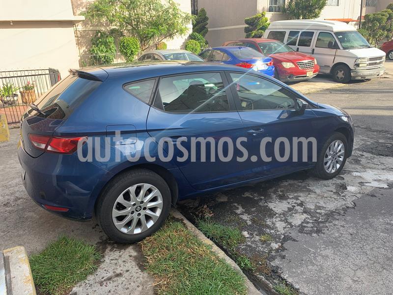 SEAT Leon Style 1.4T 140HP usado (2014) color Azul precio $150,000