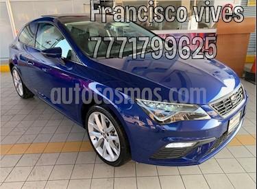 SEAT Leon FR 1.4T 150 HP DSG usado (2018) color Azul precio $344,900