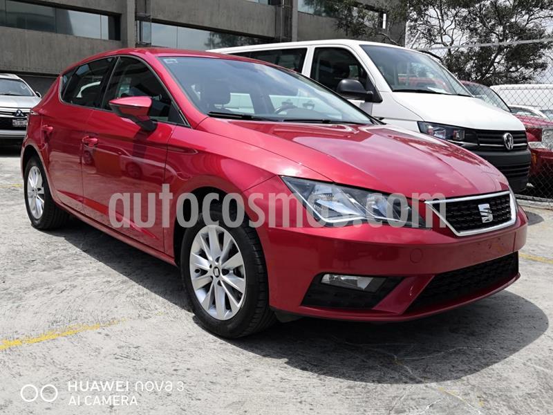 SEAT Leon 1.4T Style  usado (2019) color Rojo precio $270,000