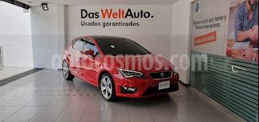 SEAT Leon FR 1.4T 140 HP DSG usado (2015) color Rojo precio $240,000