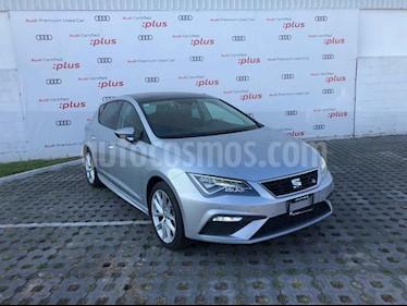 SEAT Leon FR 1.4T usado (2018) color Plata precio $349,001