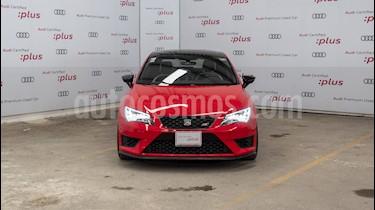 SEAT Leon Cupra usado (2016) color Rojo precio $370,000