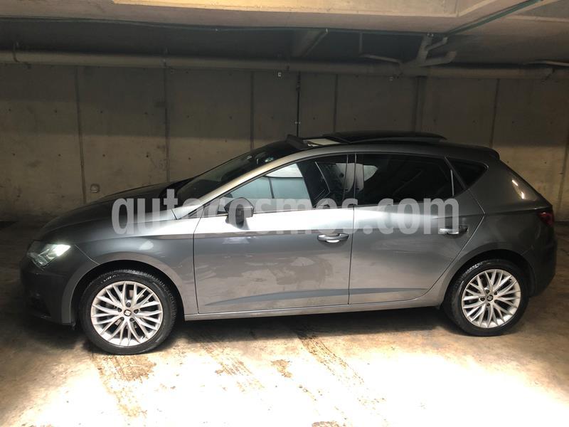 SEAT Leon Style 1.4T 150HP DSG usado (2018) color Gris precio $270,000