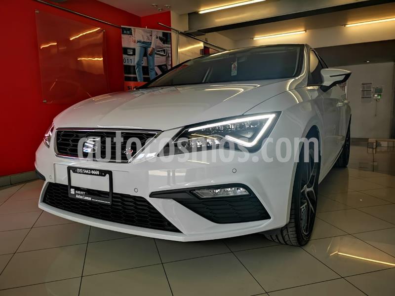 SEAT Leon FR 1.4T 150 HP nuevo color Blanco precio $419,600