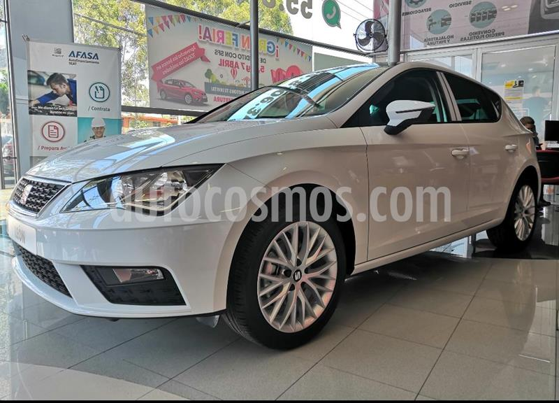 SEAT Leon Style 1.4T 150HP nuevo color Blanco Nieve precio $376,100