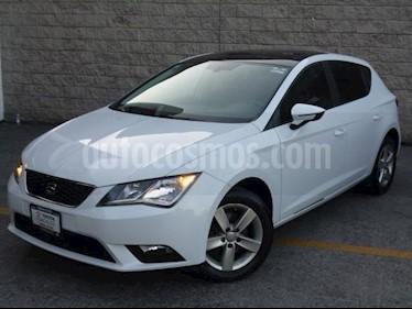 SEAT Leon Style 1.4T 125 HP usado (2016) color Blanco precio $200,000